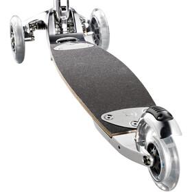 Micro Kickboard Orginal silver